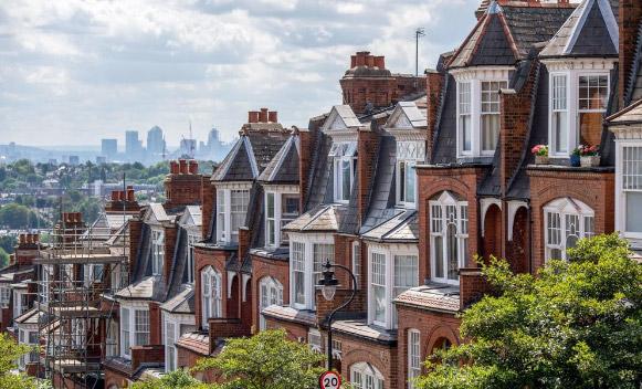 Лондон, недвижимость в Европе