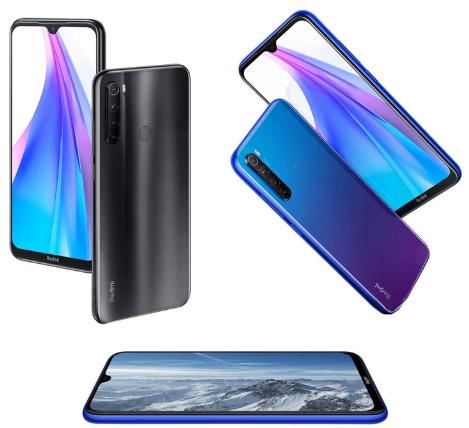 XiaomiRedmiNote8T 4/64GB, Лучшие смартфоны 2020 года до 15000 рублей