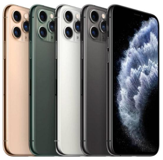 Apple iPhone 11 Pro Max 256GB , Лучшие смартфоны 2020