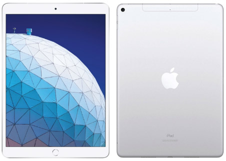 Apple iPad Air (2019) 256Gb Wi-Fi + Cellular, Лучшие планшеты 2020
