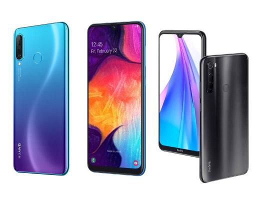 Лучшие смартфоны 2020 года до 15000 рублей