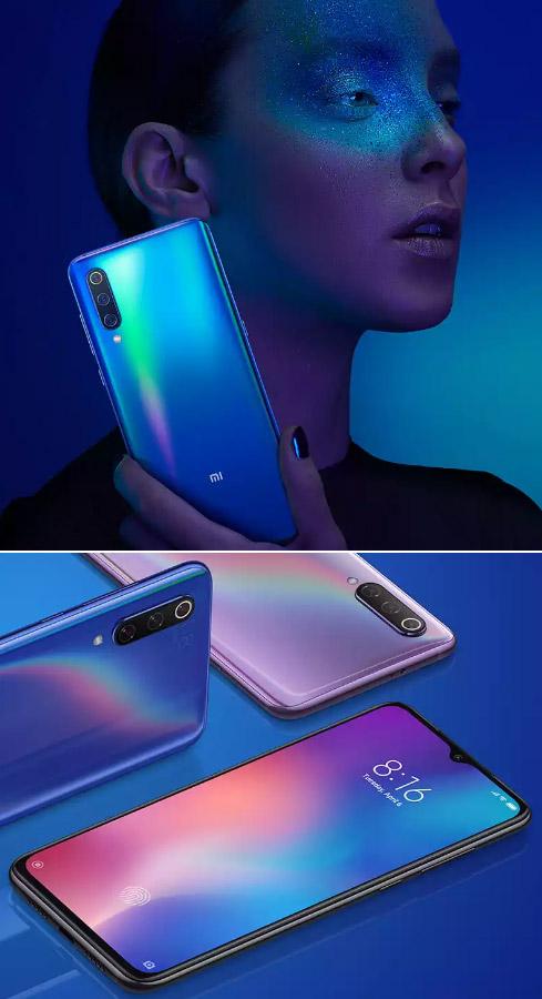 Лучший камерофон до 30000 - Xiaomi Mi 9 6/128GB, Лучшие камерофоны 2020
