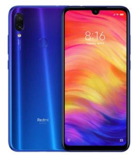 Камерофон до 10000 - Xiaomi Redmi Note 7 3/32GB , Лучшие камерофоны 2020