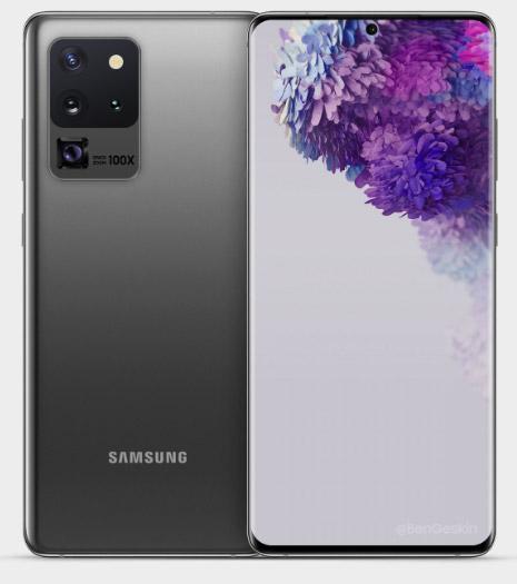 S20Ultra , Лучшие смартфоны 2020