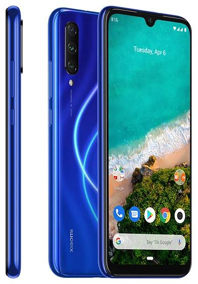 XiaomiMi A3 4/64GBAndroidOne, Лучшие смартфоны 2020 года до 15000 рублей