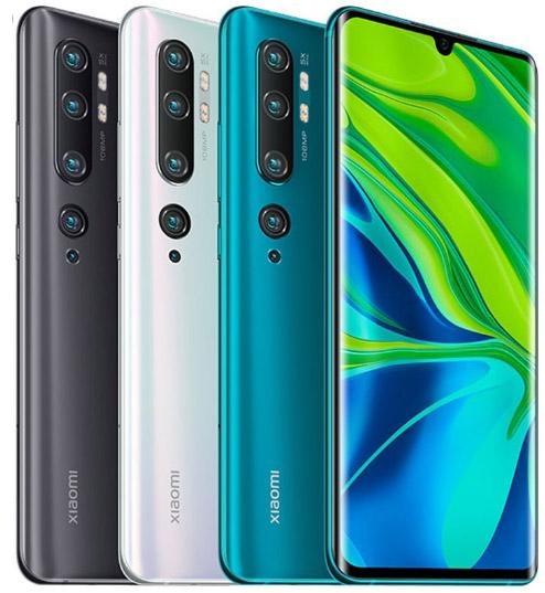 Xiaomi Mi Note 10 Pro 8/256GB , Лучшие смартфоны 2020