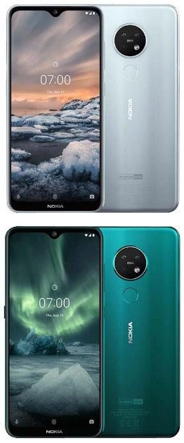 Nokia7.2, Смартфоны до 30000 рублей 2020 года