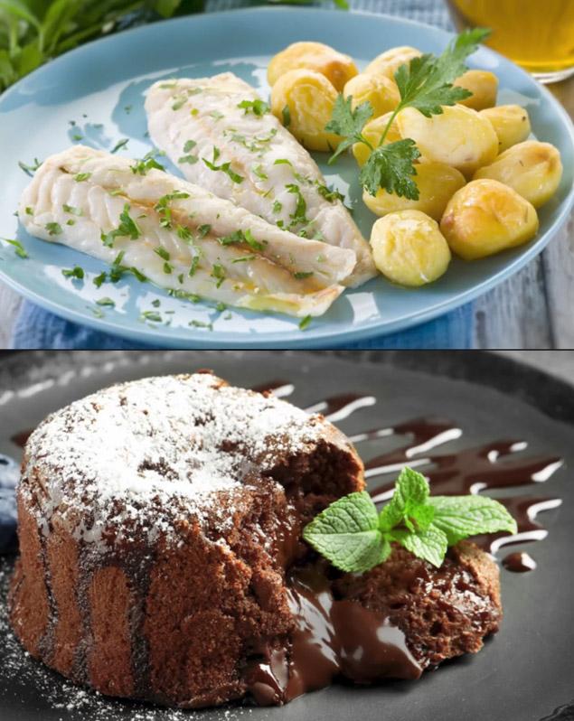 Блюда приготовленные на пару.