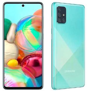 SamsungGalaxyA71, Смартфоны до 30000 рублей 2020 года