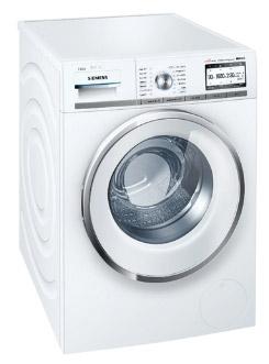 Siemens WM 16Y892, Лучшие стиральные машины 2020