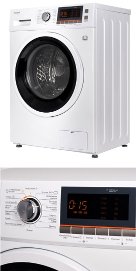 Weissgauff WMD 6160 D, Лучшие стиральные машины 2020