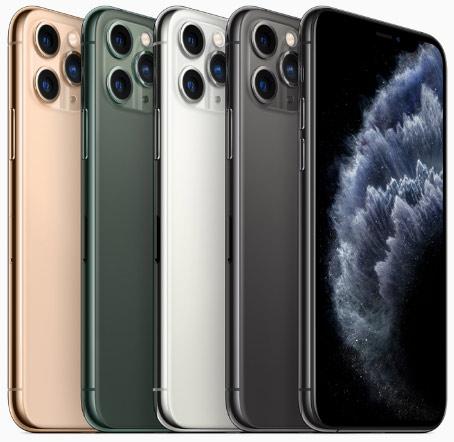 iPhone 11 Pro Max, Лучшие смартфоны 2020 года рейтинг