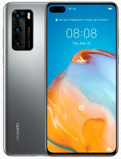 HUAWEI P40 Pro8/256GB, лучшие смартфоны 2020