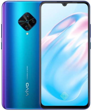 Vivo V17 8/128 Гб. лучшие смартфоны 2020 до 25000