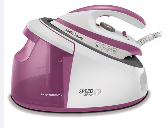Парогенератор Morphy Richards Speed Purple 333200/333201/333202