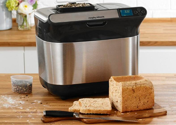 Хлебопечка Morphy Richards Premium Plus 502000