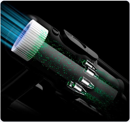 Беспроводной пылесос Atvel G9