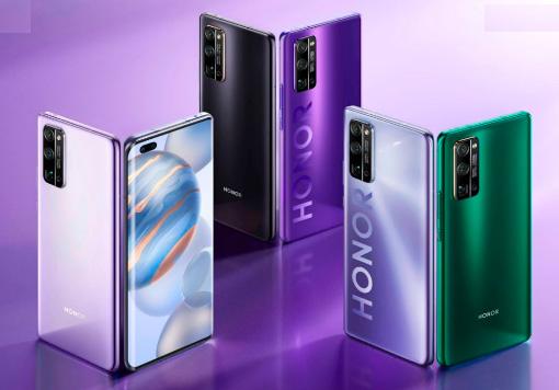Honor 30 Pro+, Лучшие смартфоны 2021