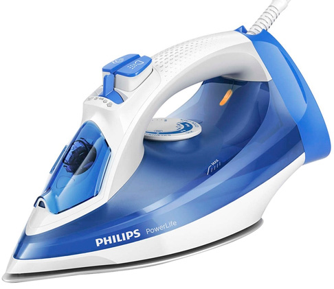 Philips GC2990/20 PowerLife, Лучший утюг 2021. Рейтинг 5 лучших моделей.