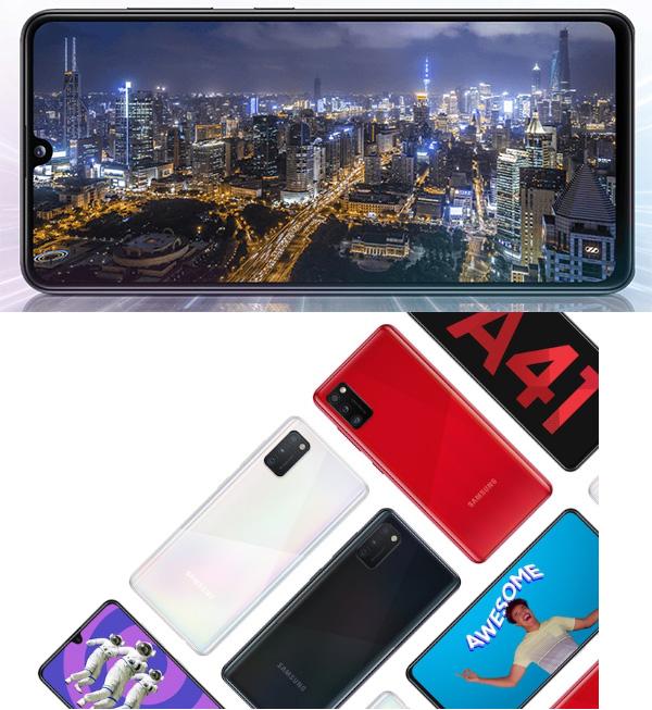 Samsung Galaxy A41, Рейтинг смартфонов 2021 до 25000