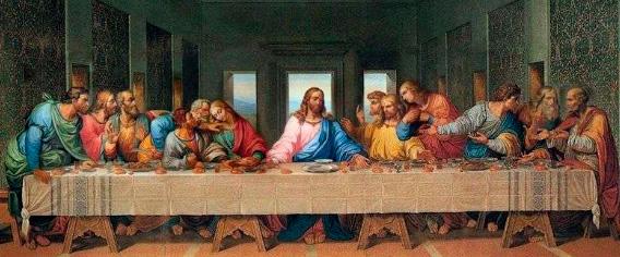 Христианство, Тайная вечеря, Леонардо