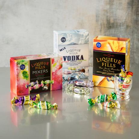 Fazer, Лучшие конфеты