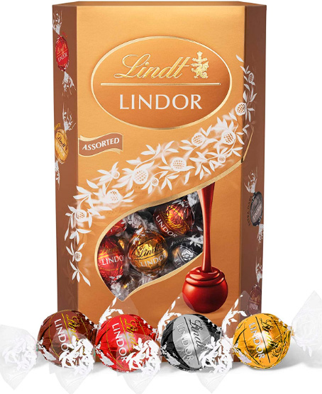 Lindt LINDOR, Лучшие конфеты