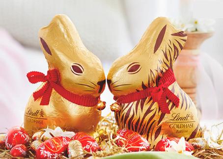 Шоколадный зайчик BUNNY, Лучшие конфеты