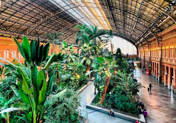 Аточав Мадриде, Самые красивые вокзалы мира