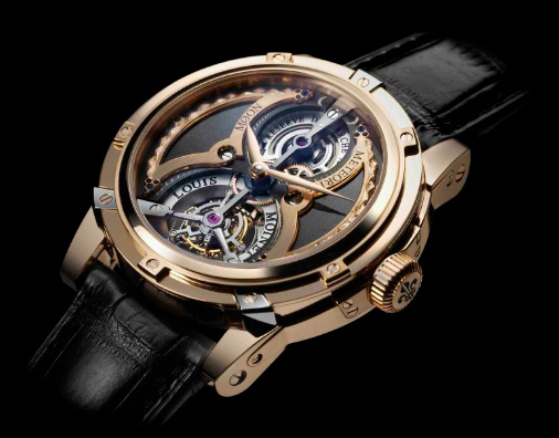 LouisMoinet«Meteoris» / $4.7 миллионов, Самые дорогие часы в мире