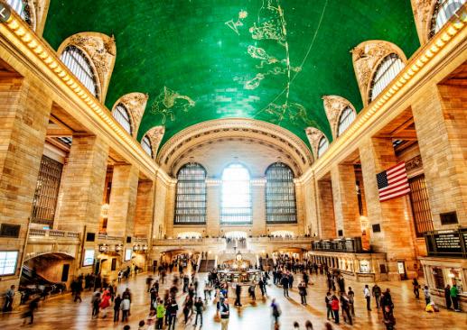 Центральный вокзал Нью-Йорка (США), Самые красивые вокзалы мира