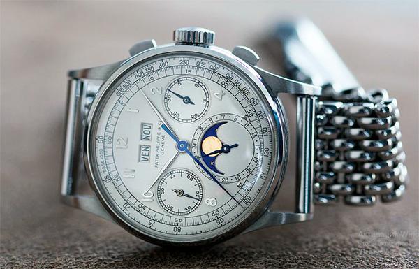 Patek Philippe «ref.1518»/ $11 миллионов, Самые дорогие часы в мире