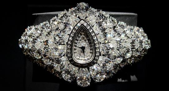 GraffDiamonds«TheFascination» / $40 миллионов, Самые дорогие часы в мире