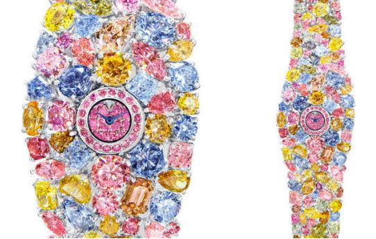 GraffDiamonds«Hallucination», Самые дорогие часы в мире