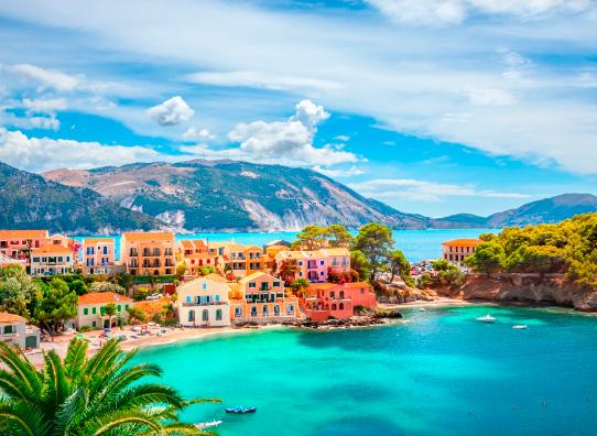 Греция, Лучшие курорты мира
