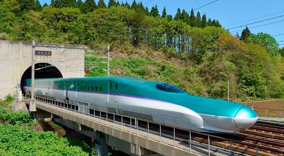 ShinkansenH5 и E5, Самые быстрые поезда в мире