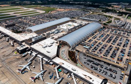 аэропортХартсфилд-Джексон, Самые большие аэропорты мира
