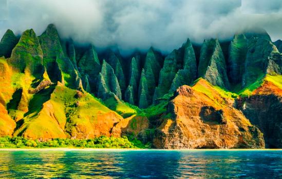 Гавайские острова, США, Лучшие курорты мира
