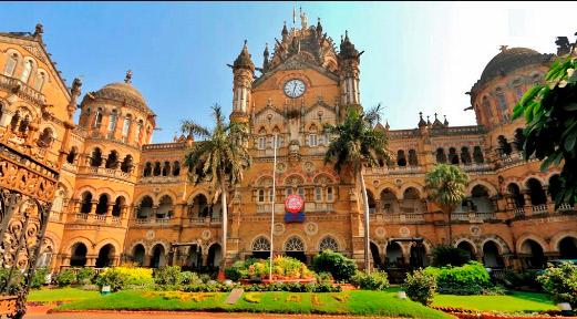 Чхатрапати-Шиваджи (Индия) / Chhatrapati Shivaji (India), Самые красивые вокзалы мира