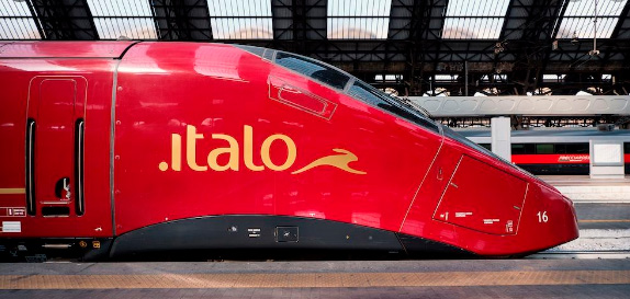 ITALOAGV, Самые быстрые поезда в мире