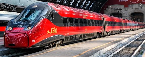 ItaloEvo, Самые быстрые поезда в мире