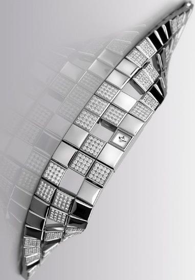 Jaeger-LeCoultre«Manchette» / $26 миллионов, Самые дорогие часы в мире