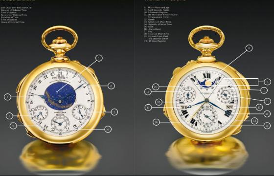 Patek Philippe «Supercomplication»/ $24 миллионов, Самые дорогие часы в мире
