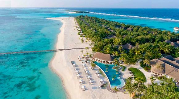 Мальдивы, Лучшие курорты мира