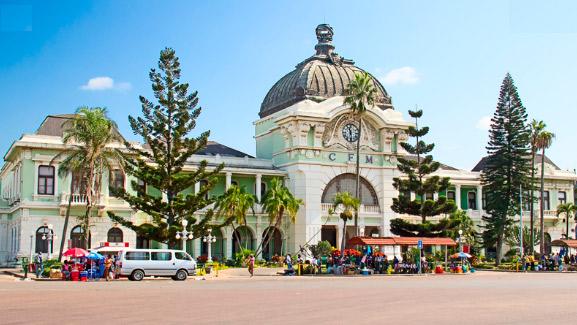 Мапуту (Мозамбик), Самые красивые вокзалы мира