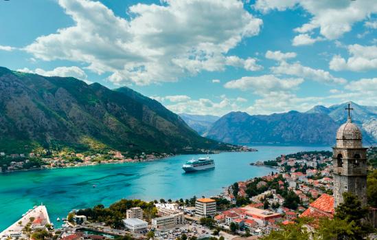 Черногория, Лучшие курорты мира