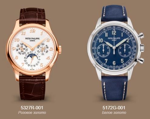 PatekPhilippe«PerpetualCalendar»/ $5.5 миллионов, Самые дорогие часы в мире