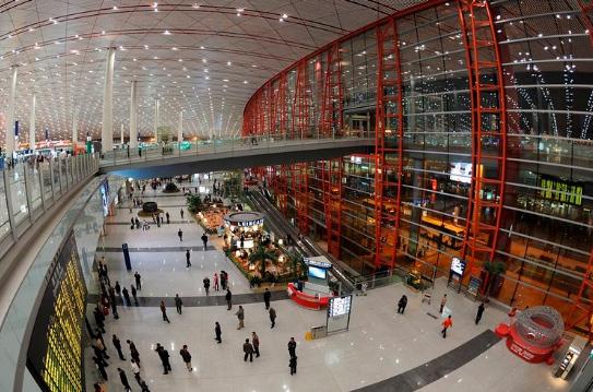 аэропорт ПекинШоуду, Самые большие аэропорты мира