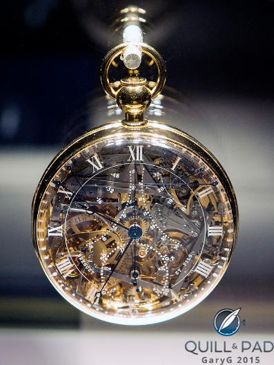 Breguet«No.160:TheGrandeComplication» / $40 миллионов, Самые дорогие часы в мире