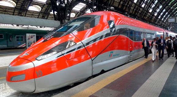 FrecciaRossa1000, Самые быстрые поезда в мире